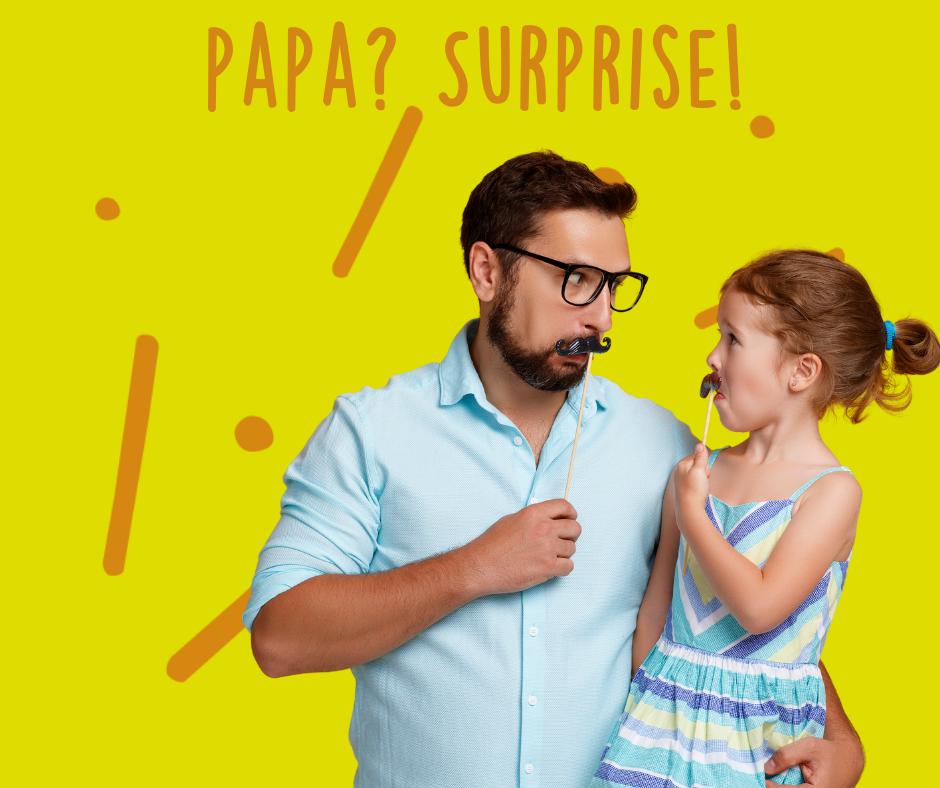 10 idées pour surprendre papa