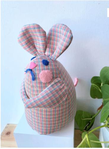 Doudou petit lapin